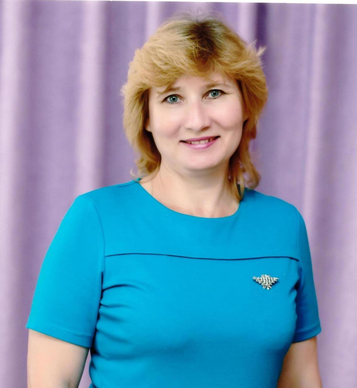 Ольга Геннадьевна Пономарева