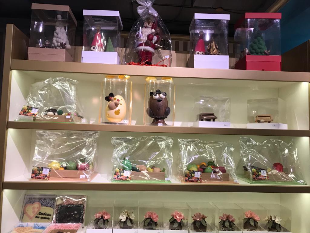Посещение Шоколадной Фабрики