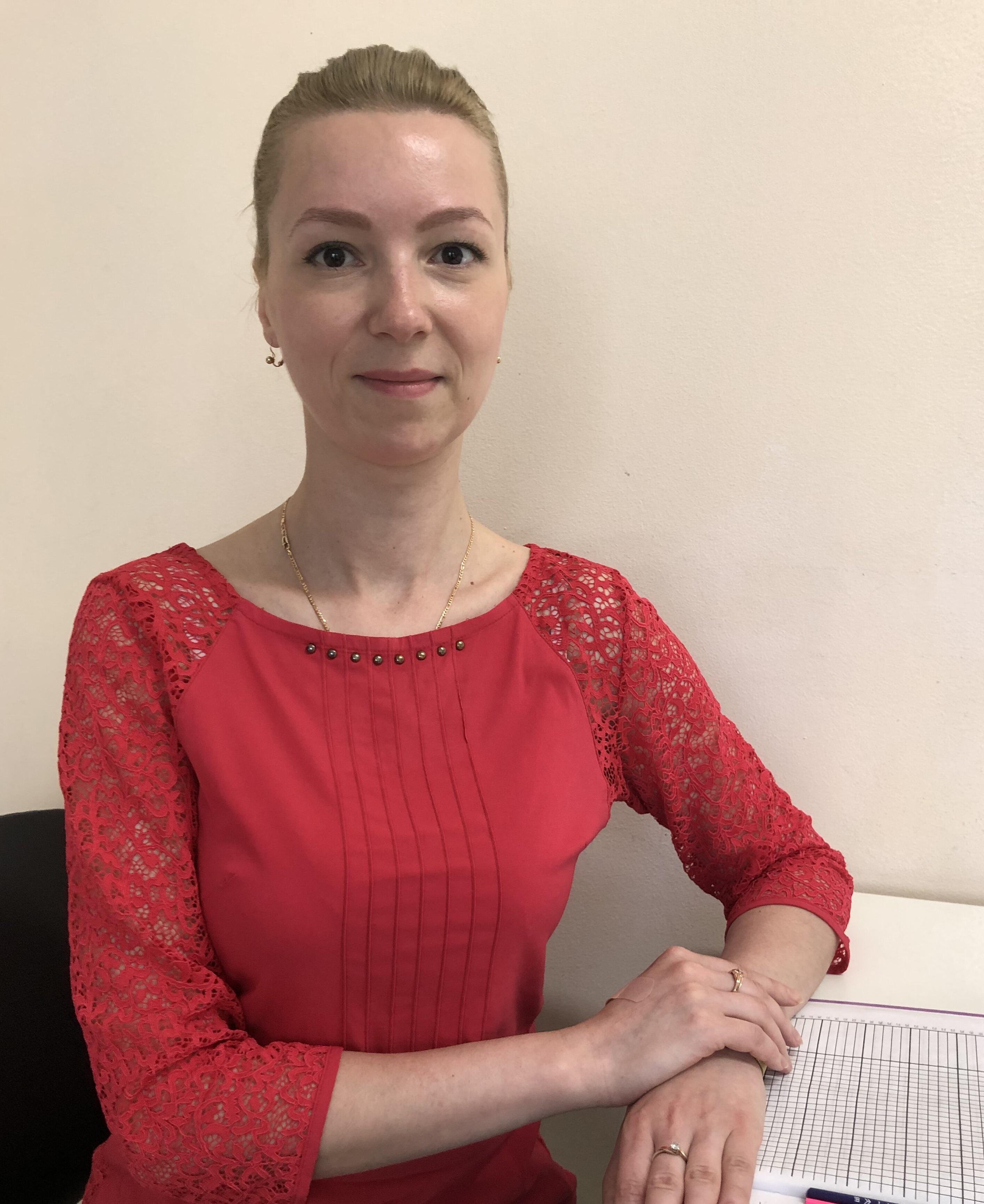 Светлана Юрьевна Божко